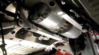 Electric Motor: Model S, Tesla Motors