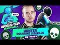 #5 QUALIFICATION SOLO DEMI-FINALE WORLD CUP ► HUNTER ENCHAINE LES KILLS - partie 3