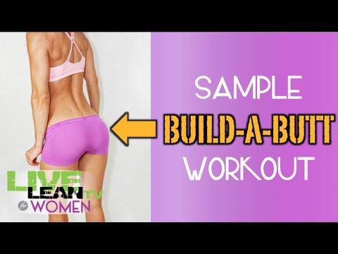 Best Butt Workouts to Build a Sexy Butt for Women