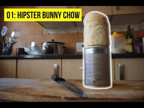 1. How To Make Bunny Chow: The Bread