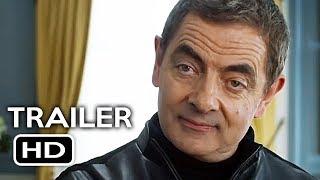 Johnny English 3 Official Trailer #1 (2018) Rowan Atkinson Comedy Movie HD