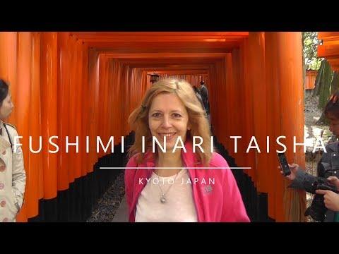 Japan, Kyoto - Fushini Inari Taisha (2018)