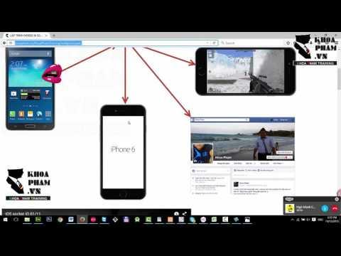 Bài 1 2  Lập trình Android  Viết ứng dụng CHAT với NODEJS & SOCKET IO