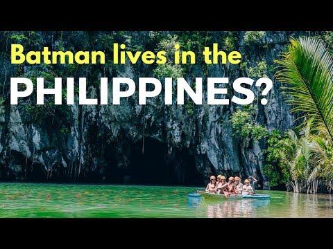 The Underground River Puerto Princesa Palawan - The Philippines Vlog