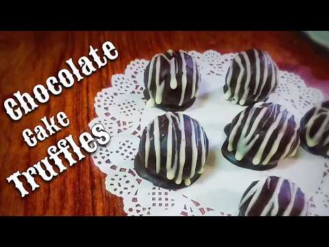 Chocolate Truffles   How to make Chocolate Truffles at home