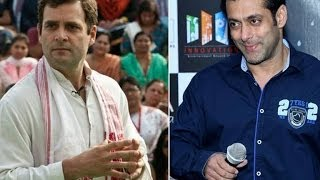 Salman Khan ready to campaign for Rahul Gandhi
