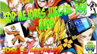 Top 8 Los Mejores Juegos Psp Para Ppsspp Android Playithub