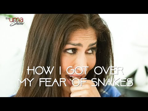 How I Got Over My Fear of Snakes