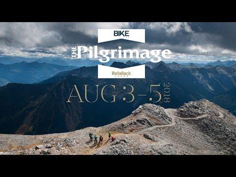BIKE Mag PILGRIMAGE 2018, Aug 3-5