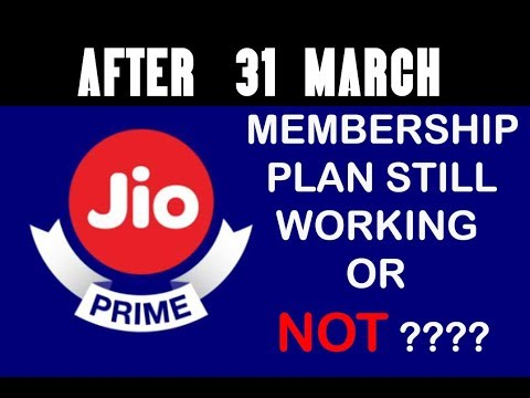 JIO PRIME MEMBERSHIP EXTENDED STILL WORKING OR NOT ?????