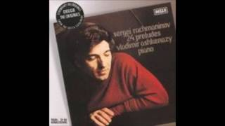 ラフマニノフ - 24の前奏曲