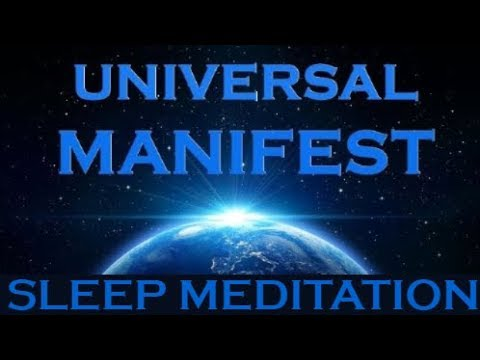 UNIVERSAL MANIFEST ~ Manifest Anything by Doing THIS