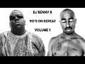 90's Hip-Hop Playlist, 3 Hours of Biggie, 2Pac, Jay Z, Wu Tang, Tribe, Snoop, Dre, Big Pun