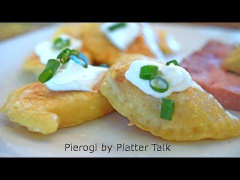 Pierogies from Platter Talk