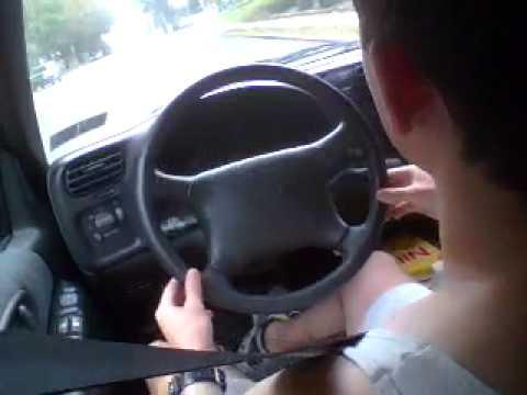 1998 Chevy Blazer Slop Steering??