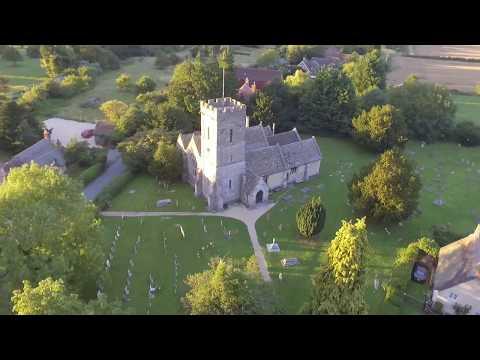 Dji Phantom 3 Standard Hardwicke Church Gloucester, Review in Descripition