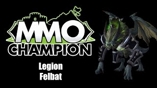 Legion - Felbat Mount