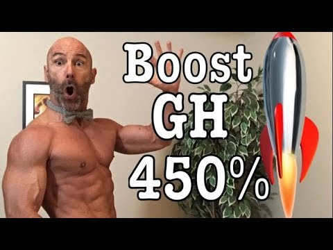 Boost Your Growth Hormone Naturally! Through Lactic Acid, Anaerobic German Body Composition Training