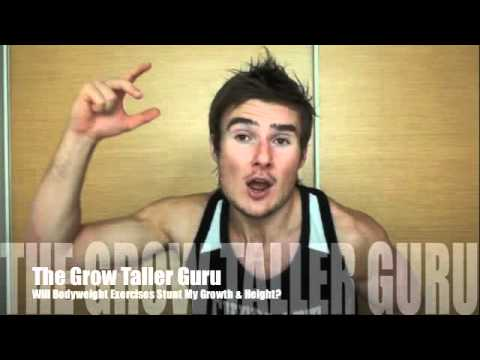 Will Bodyweight Exercises Stunt My Growth & Height?
