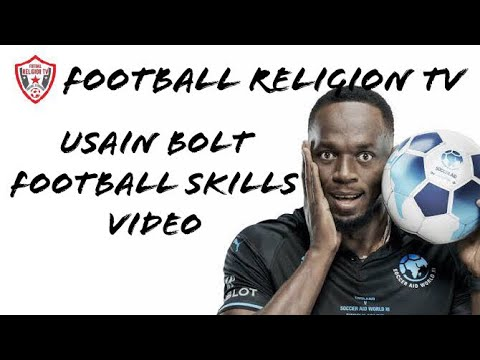 Usain Bolt Football Skill 2018 - Borussia Dortmund?