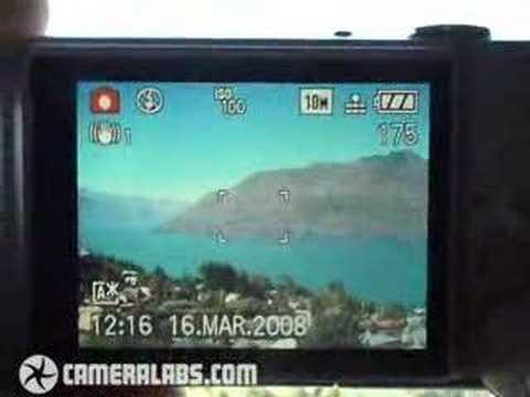 Panasonic Lumix DMC-FX35 review
