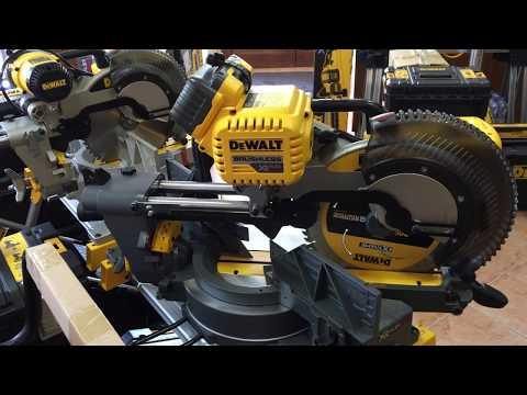 DeWALT DHS780 - DeWALT miter saw - DeWALT Paneelsäge - DeWALT Shop Budakeszi