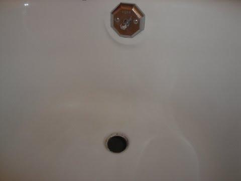 Repairing a Leaking Bathtub Drain