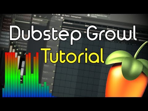 Easy Dubstep Growl Tutorial! (No Additional Plugins)