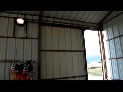 10'X10' sliding door opener