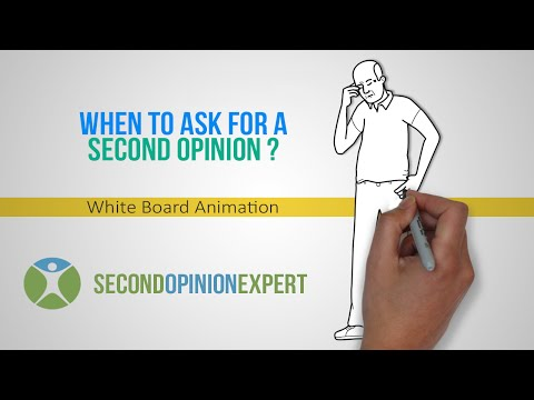 Get online medical second opinion - SecondOpinionExpert, Inc.