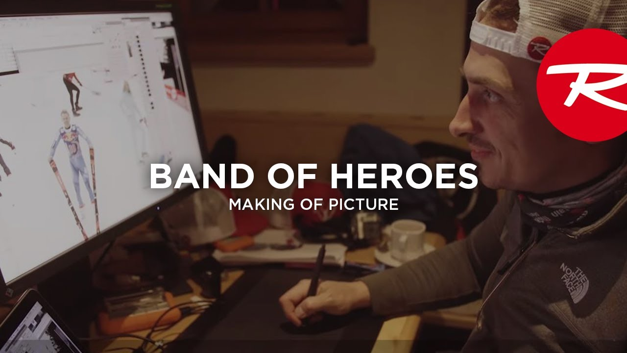 Download ROSSIGNOL   Web Story Band Of Heroes: MAKING-OF PICTURE MP3 Gratis
