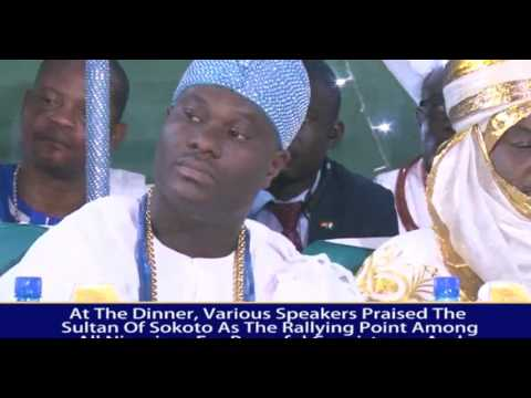 SULTAN OF SOKOTO CELEBRATES 10YEARS ON THE THRONE