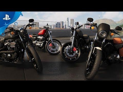 The Crew 2 - Harley-Davidson Iron Gameplay Trailer | PS4