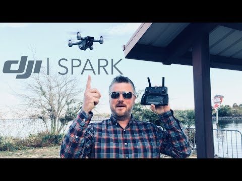 DJI Spark Review | Unbox & Fly