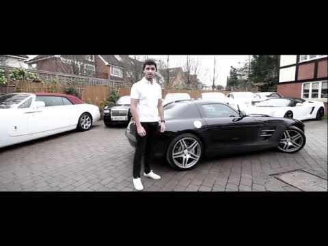 2012 Mercedes SLS AMG by Mr PET aka Lord Aleem