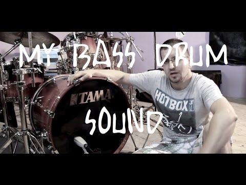 TUTORIAL - My bass drum sound