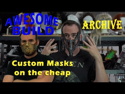Steampunk Mask - Awesome Build
