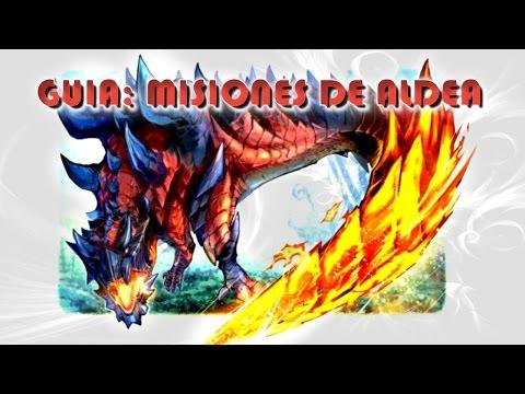 Guia Monster Hunter Generations: Misiones Obligatorias de Aldea, Key Quest