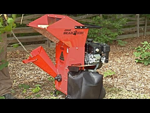 How To Make Your Own Mulch With A Chipper Shredder