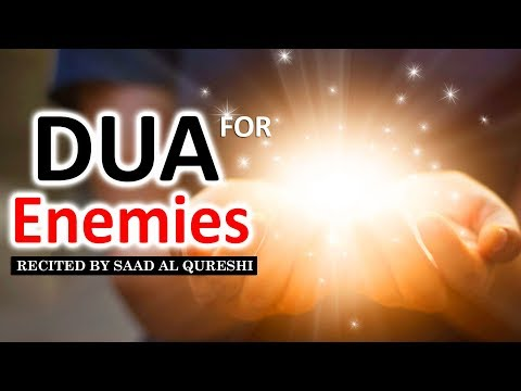 POWERFUL DUA For Enemies, JEALOUS PERSON & The People Who Hurt You ᴴᴰ