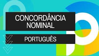 Português para concursos públicos - Concordância Nominal