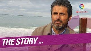 The story of Rafael Alkorta