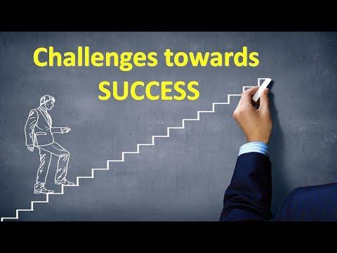 Challenges towards SUCCESS  || motivational video