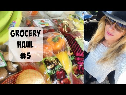 Stay Fit Sunday | Grocery Haul #5
