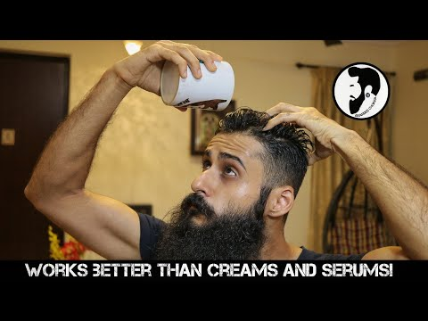 How To Get Thick Hair Naturally - Part 1 | Bearded Chokra