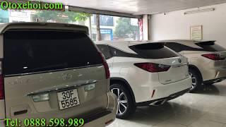 Báo Giá Các Mẫu Xe Ô tô Cũ Siêu Sang Cực Chất tại Auto Việt Tuấn   Hà Nội   Tháng 11 2019