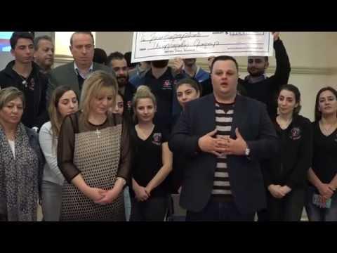 Armenia TV (Australia) - #ARTSAKHSTRONG TELETHON RAISES $112,175 (HIGHLIGHTS MUSIC VIDEO)