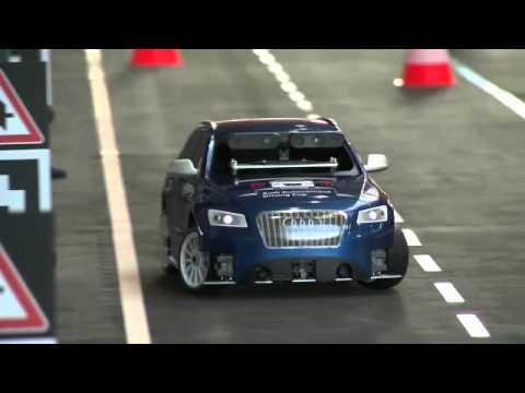 Audi Autonomous Driving Cup - RC Cars