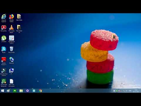 How To Move Icons On Windows 8.1 or 8