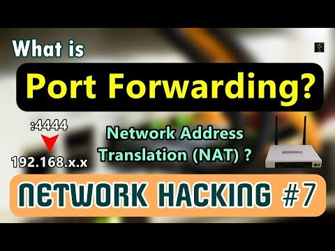 [HINDI] What is Port Forwarding? | Network Address Translation | Mapping IP Addresses to Ports